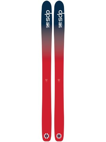 DPS Skis Lotus 158 2019 Ski