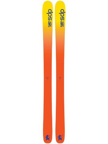 DPS Skis Wailer 158 2019