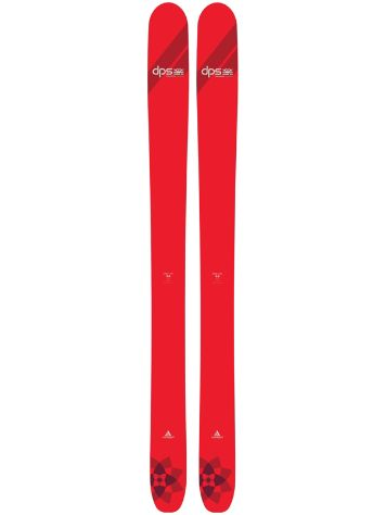 DPS Skis Lotus A124 Spoon 191 2019