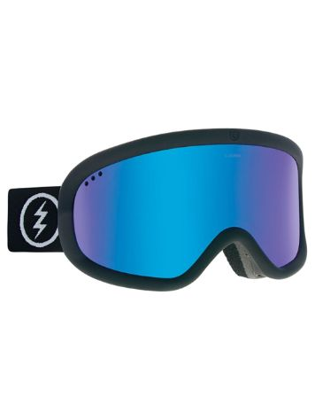 Electric Charger Matte Black Goggle