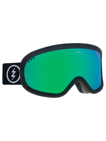 Electric Charger Matte Black Sonnenbrille