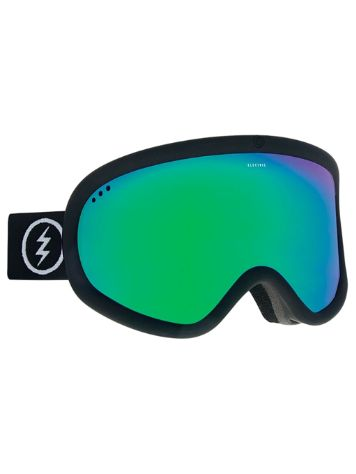 Electric Charger XL Matte Black Goggle