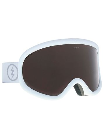 Electric Charger XL Matte White Goggle