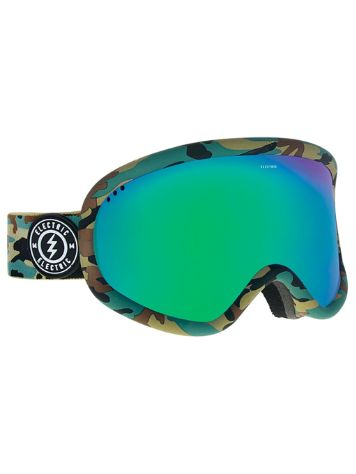 Electric Charger XL Camo Goggle