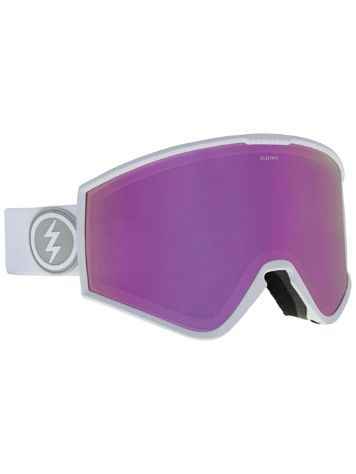 Electric Kleveland Matte White Goggle