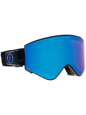 Electric Electron Black Goggle