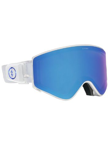 Electric Electron White Goggle