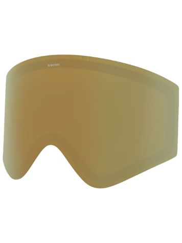 Electric EGX brose/gold chrome Lens