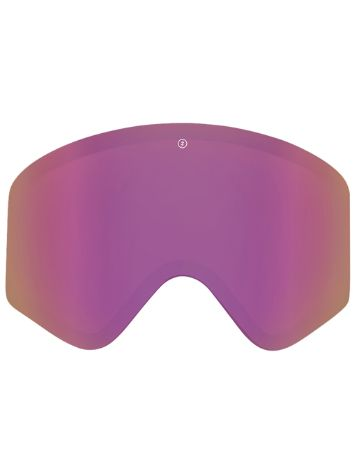 Electric EGX brose/pink chrome Lens