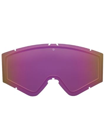 Electric Kleveland brose/pink chrome Lens