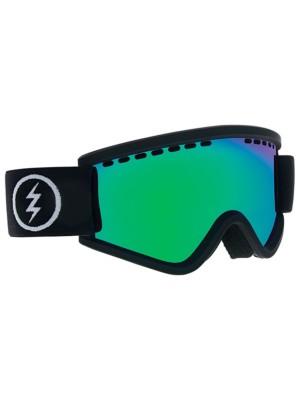 Electric EGV.K Matte Black Youth brose / green chrome Gr. Uni