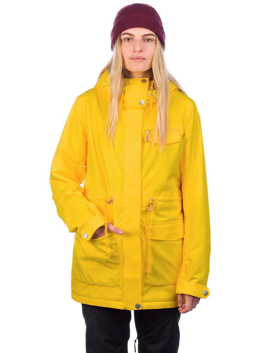 Buy WearColour State Parka Jacket online at blue-tomato.com 3ac593d47