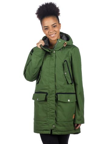 WearColour Range Parka