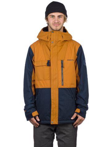 8cbecd9dedd Chaquetas de snowboard de O Neill en nuestra tienda en línea  Blue ...
