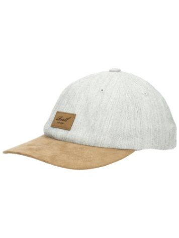 REELL Curved Suede Gorra