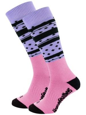 Horsefeathers Asha Thermolite Tech Socks (5-6) lilac Gr. Uni