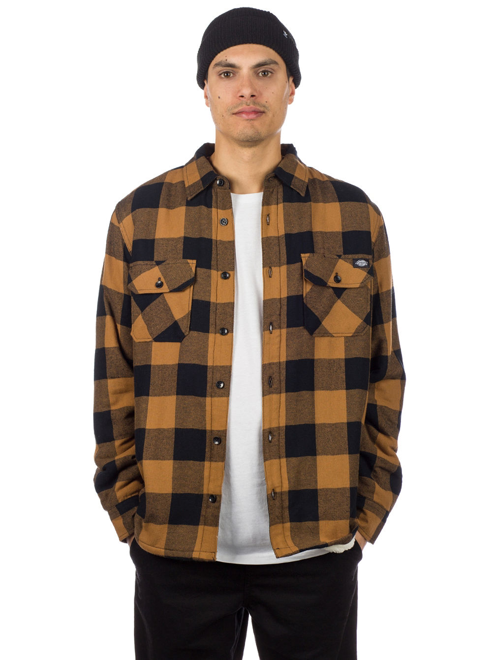 3a61af21 Buy Dickies Lansdale Shirt LS online at Blue Tomato