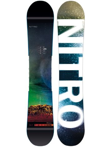 Nitro Team Exposure Gullwing 157 2019 Snowboard