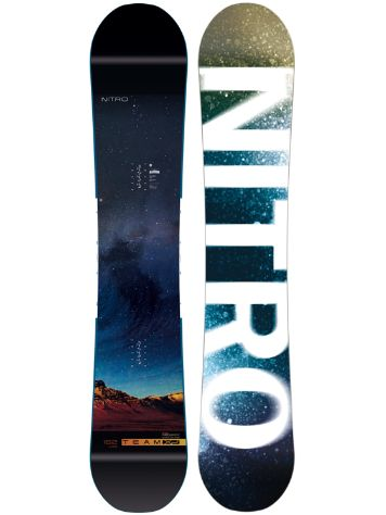 Nitro Team Exposure Gullwing 162W 2019 Snowboard