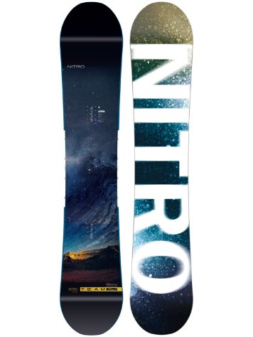 Nitro Team Exposure Gullwing 165W 2019 Snowboard