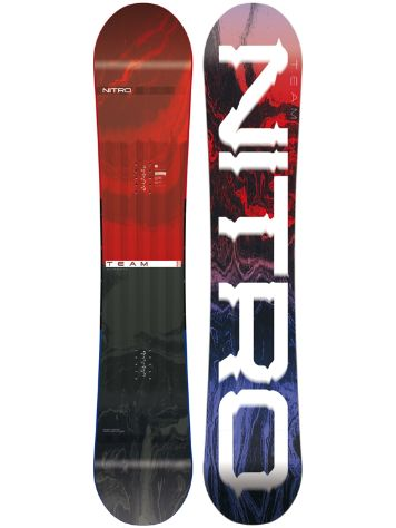 Nitro Team Gullwing 152 2019 Snowboard