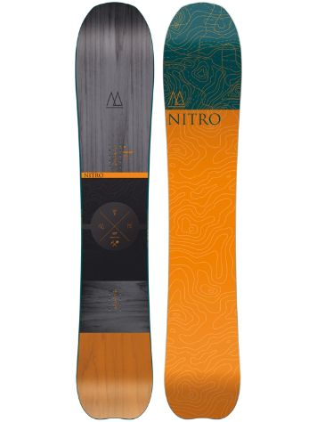 Nitro Mountain 157 2019 Snowboard