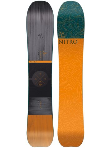 Nitro Mountain 163 2019 Snowboard