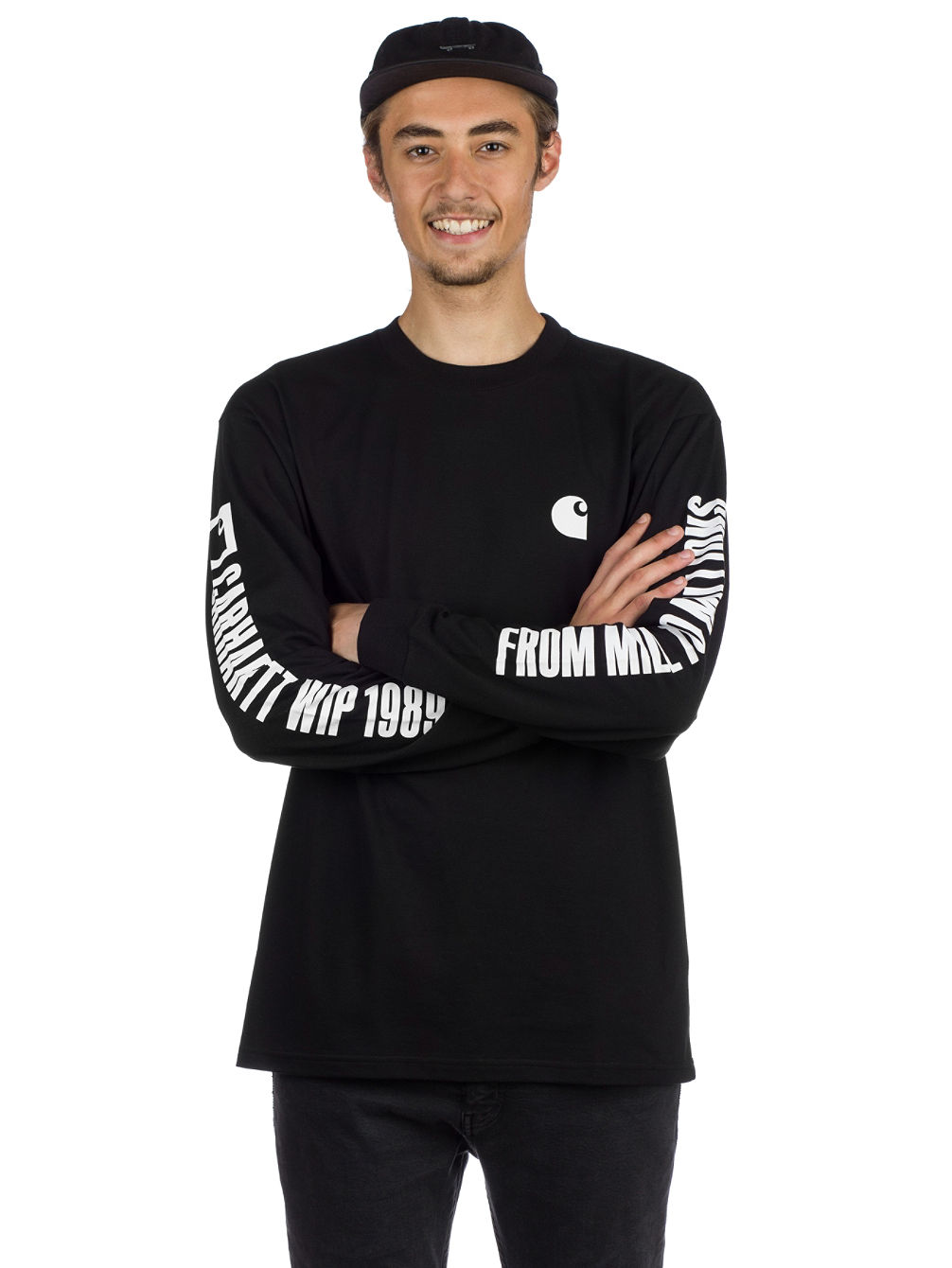 1989 Wip T-Shirt LS