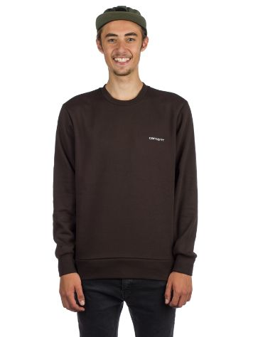 Carhartt WIP Script Embroidery Sweater