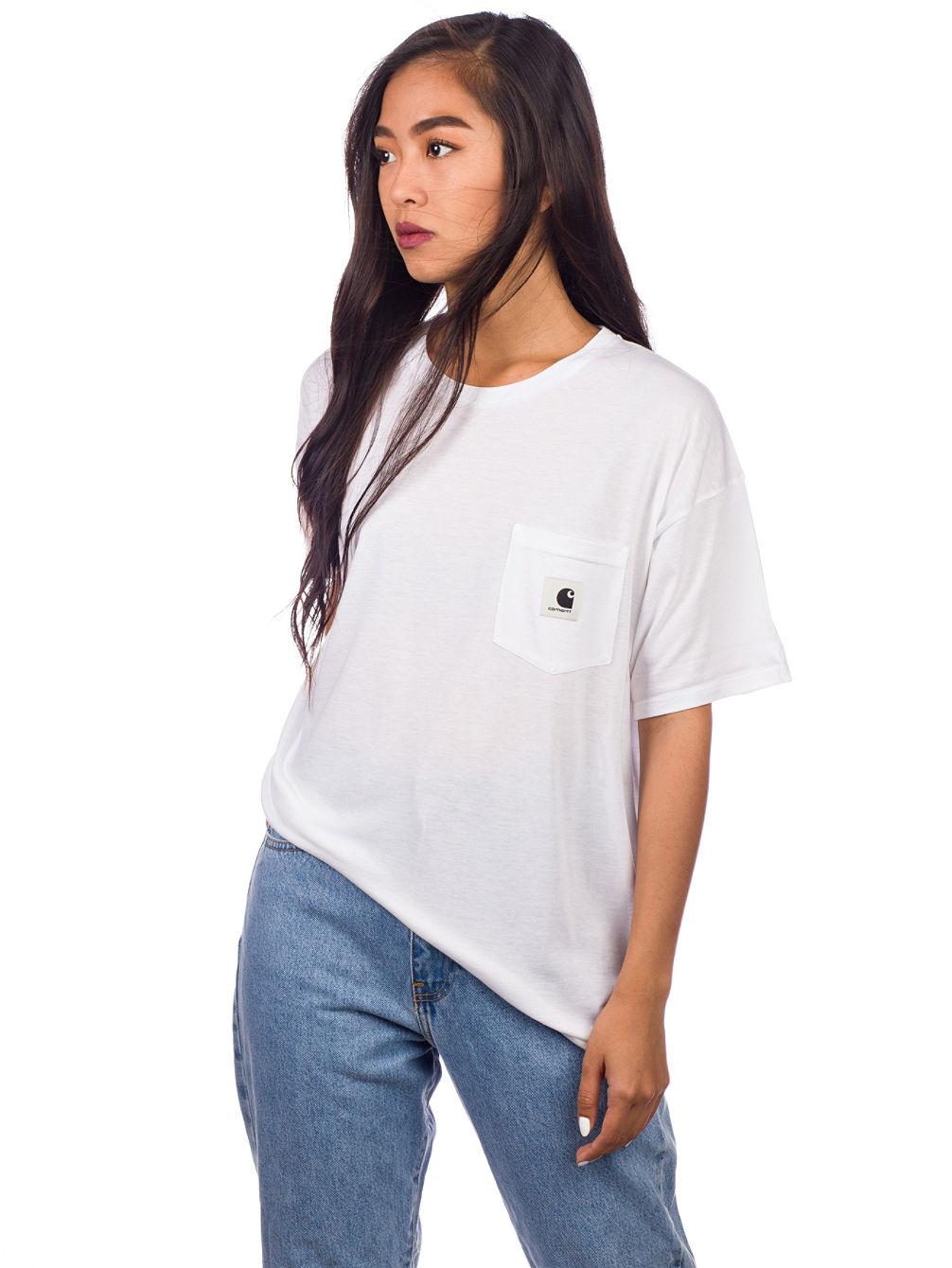 624cbffebce Buy Carhartt WIP Carrie Pocket T-Shirt online at Blue Tomato