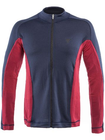 Dainese Hp1 Mid Full Zip Funktionsshirt LS