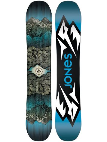 Jones Snowboards Mountain Twin 160 2019 Snowboard