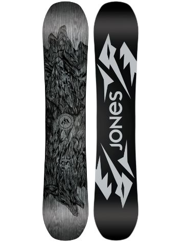 Jones Snowboards Ultra Mountain Twin 161W 2019 Snowboard