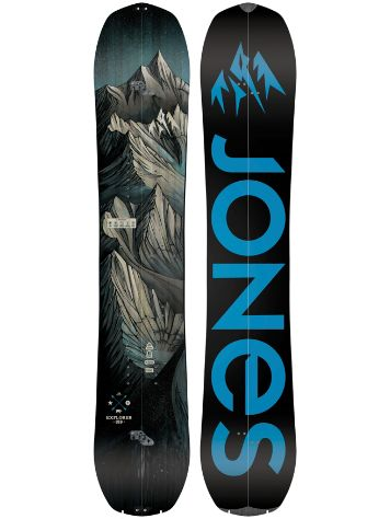Jones Snowboards Explorer Split 162 2019 Splitboard