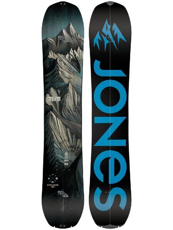 Jones Snowboards Explorer Split 164W 2019