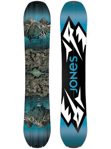 Jones Snowboards Mountain Twin Split 157 2019 Splitboard