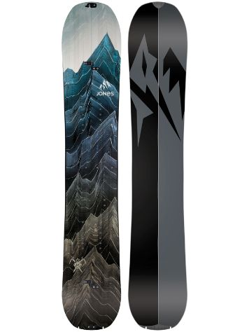 Jones Snowboards Solution 161 2019