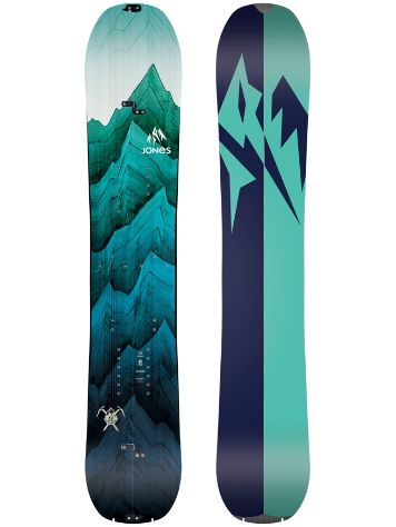 Jones Snowboards Solution 156 2019 Splitboard