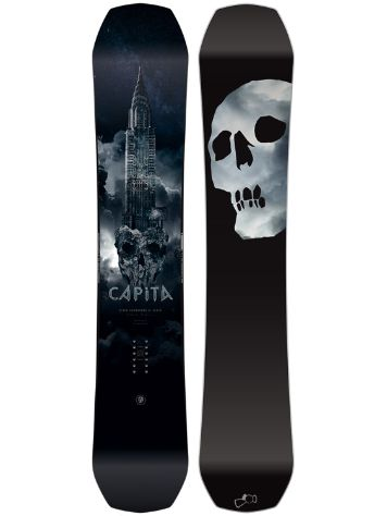 Capita The Black Snowboard Of Death 162 2019