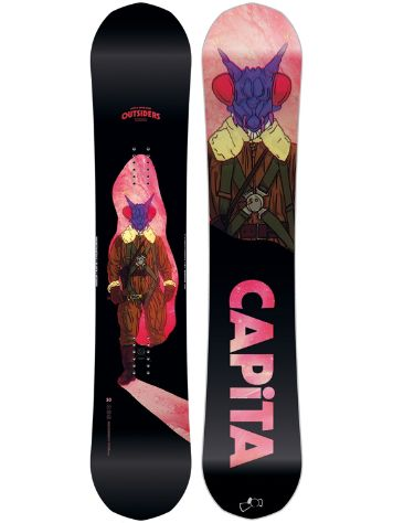 Capita The Outsiders 150 2019 Snowboard