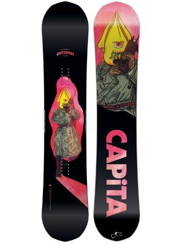 Capita The Outsiders 154 2019 Snowboard