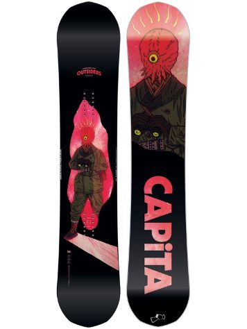 Capita The Outsiders 156 2019 Snowboard