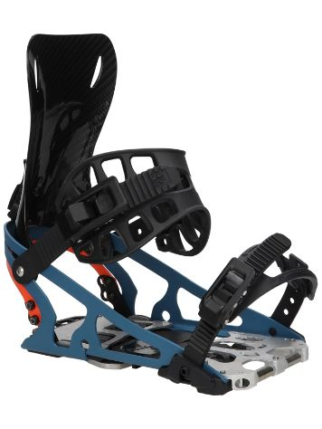 Karakoram Prime X-Carbon + Split Interface + Flex- Snowboardbindung