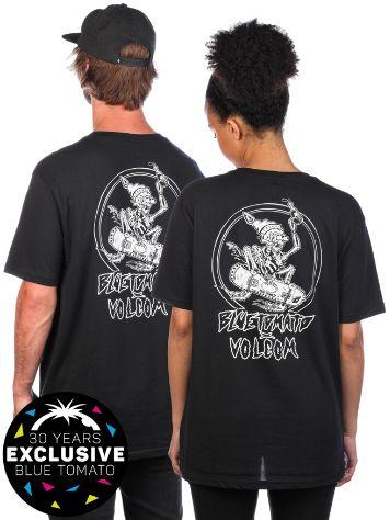 X Blue Tomato Skate SMU T-Shirt