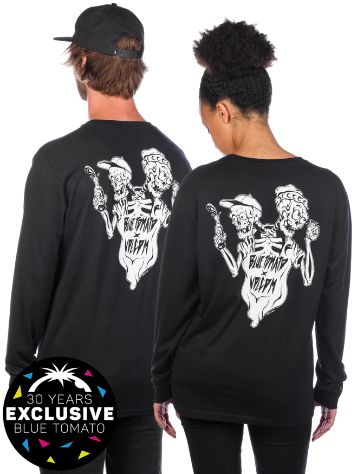 Volcom X Blue Tomato Twin SMU Long Sleeve T-Shi