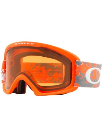 Oakley O Frame 2.0 XL Arctic Fracture Orange Goggle