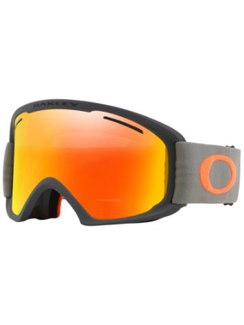 Oakley O Frame 2.0 XL Forged Iron Brush Maschera