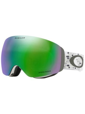 Oakley Flight Deck XM Lv Sig Snowed In Stealth Goggle