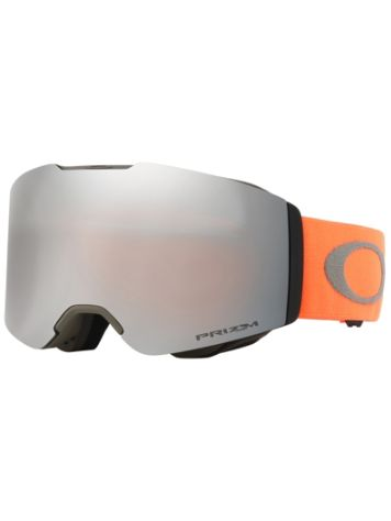 Oakley Fall Line Orange Brush Maschera