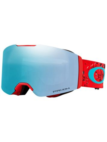 Oakley Fall Line Arctic Fracture Red Sea Goggle